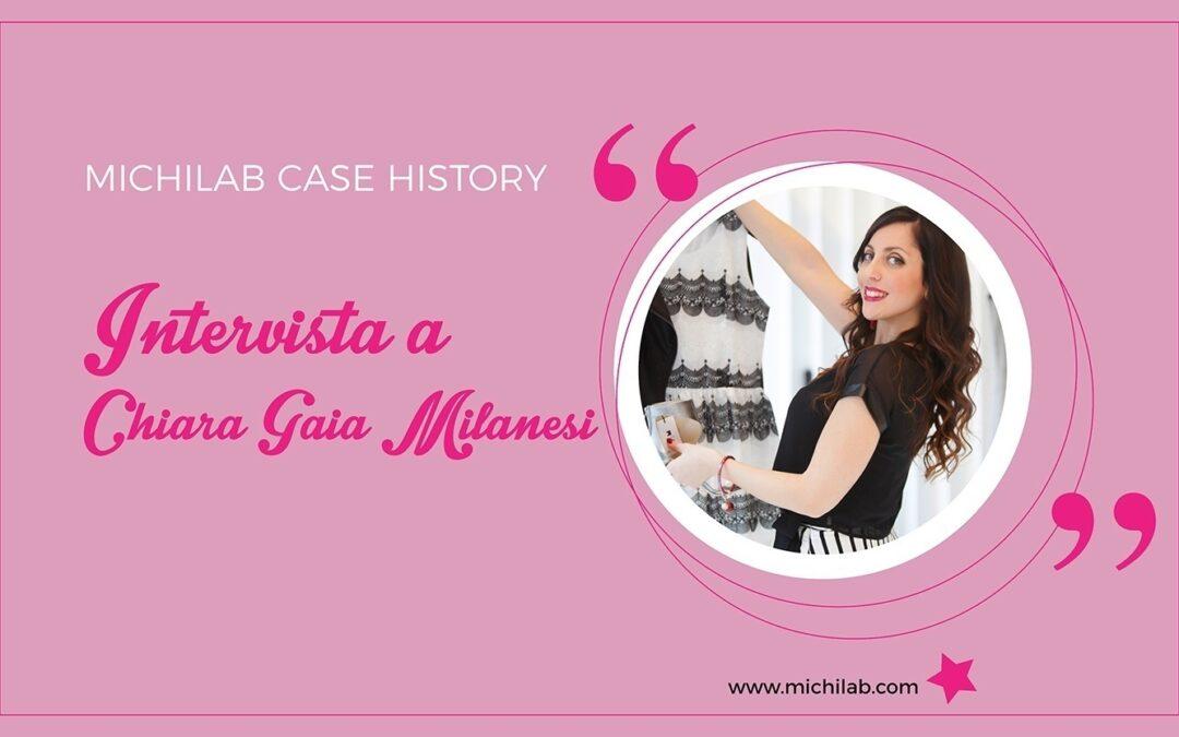 Intervista a Chiara Gaia Milanesi