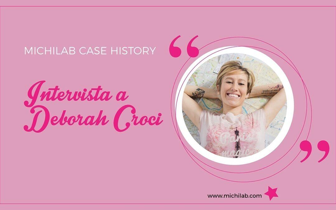 Intervista a Deborah Croci