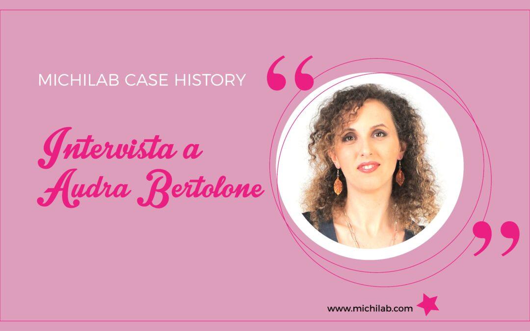 Intervista a Audra Bertolone