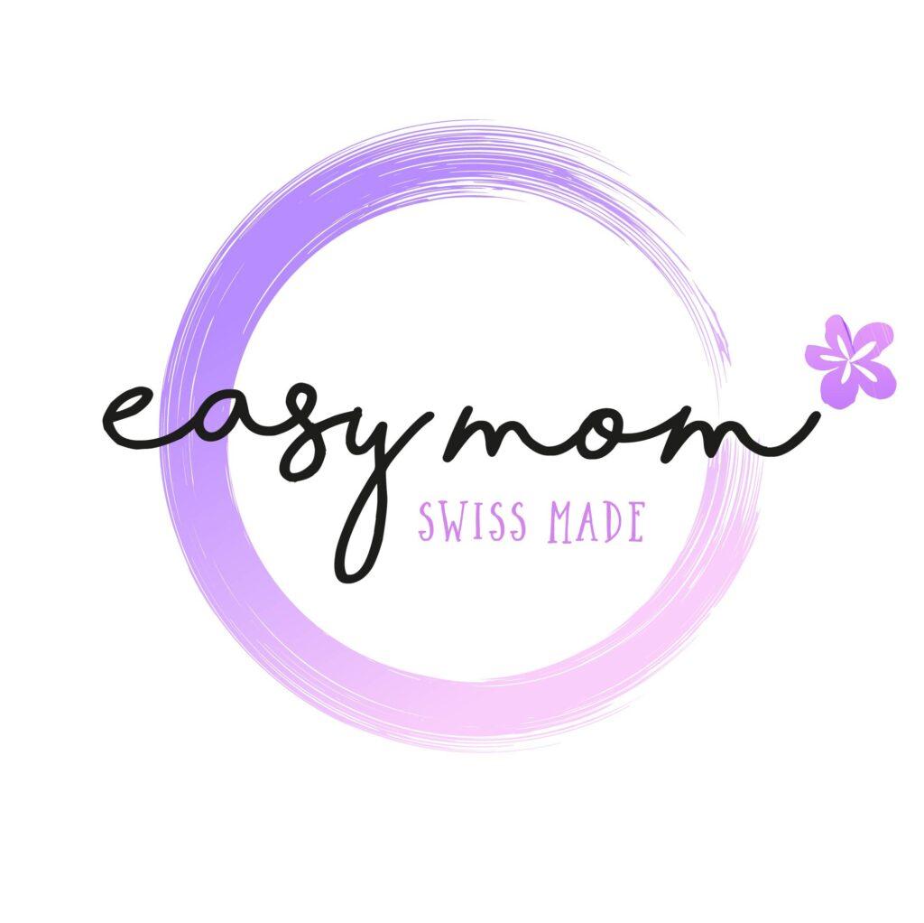Logo easy mom